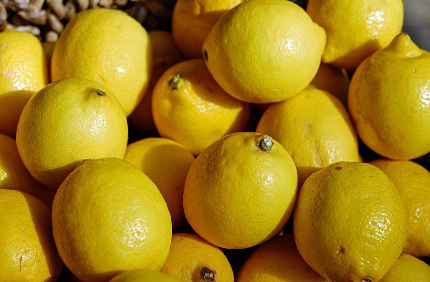 Domaći sirup od limuna