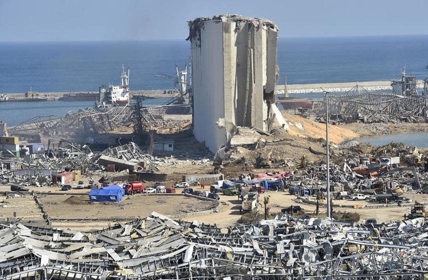 Liban, vlada, eksplozija, Bejrut
