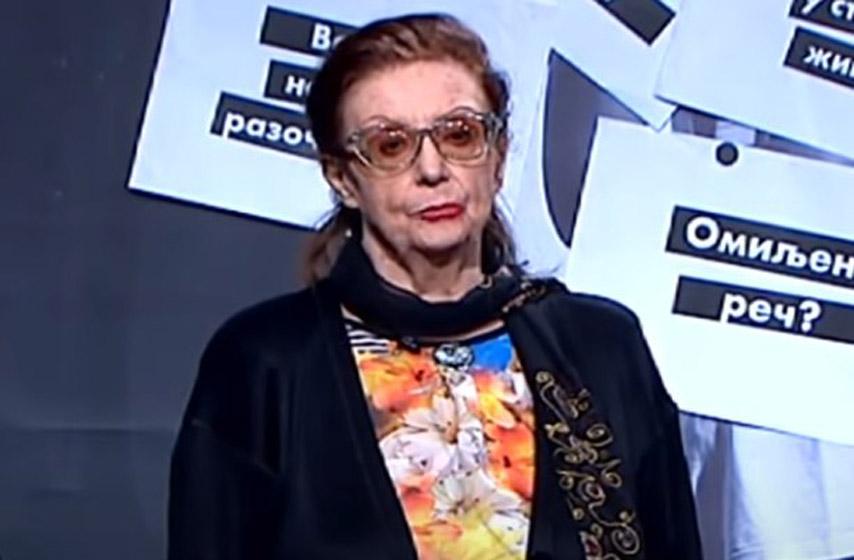 Lidija Pilipenko, preminula Lidija Pilipenko, balerina