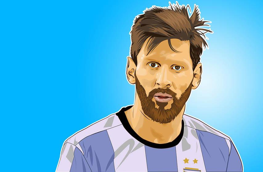 Lionel Mesi, Mesi, fudbal, sport