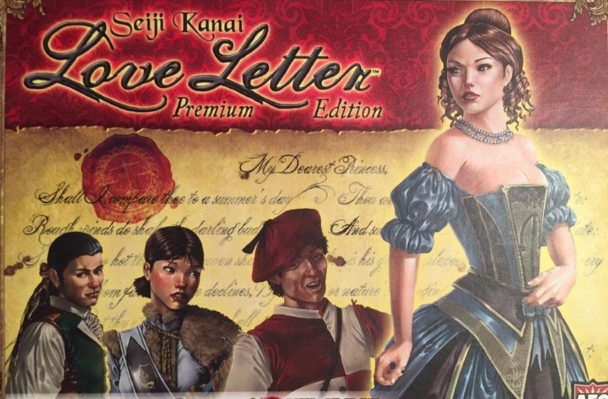 društvene igre, igra love letter, d20