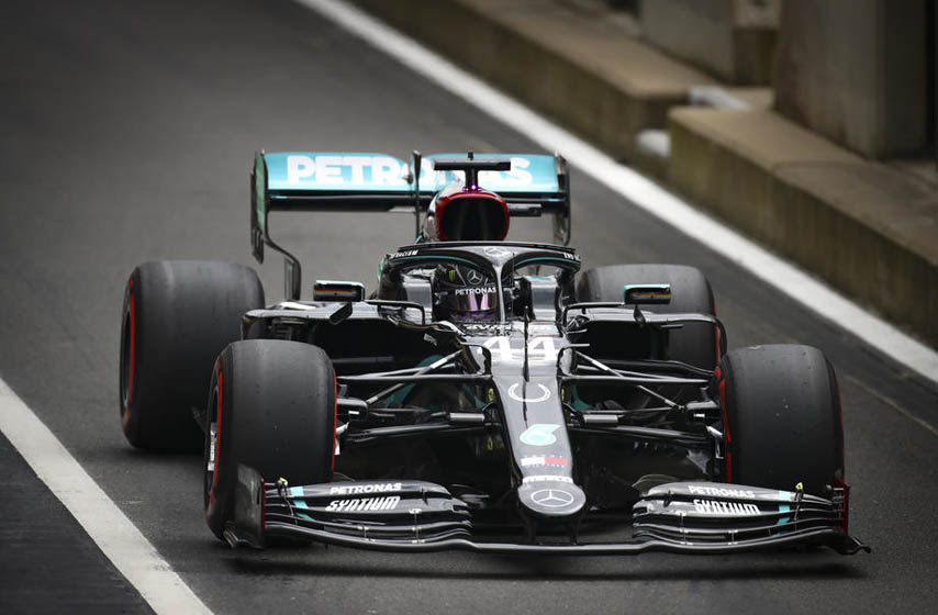 Formula 1, Hamilton, Barselona