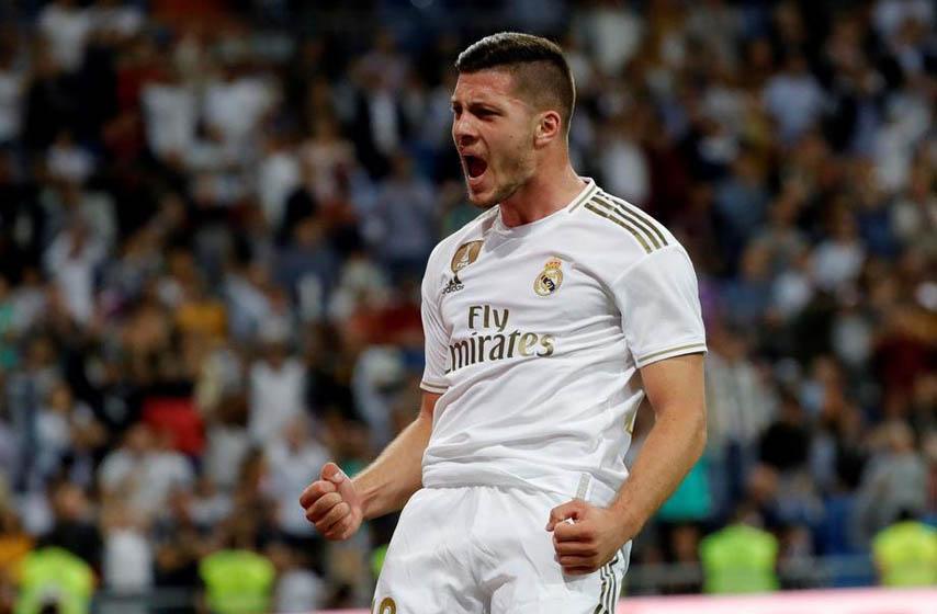 Jović, Zidan, Real, fudbal, La Liga, sport
