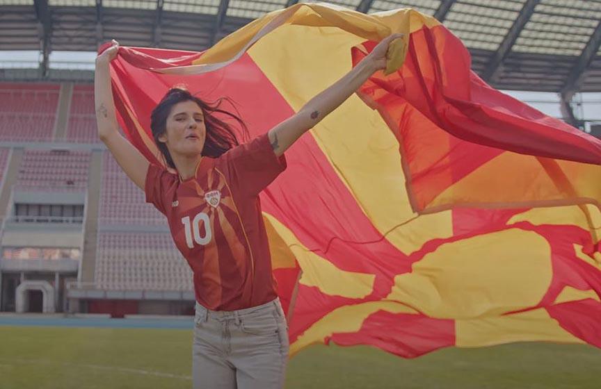 reprezentacija severne makedonije, reprezentacija slovenije