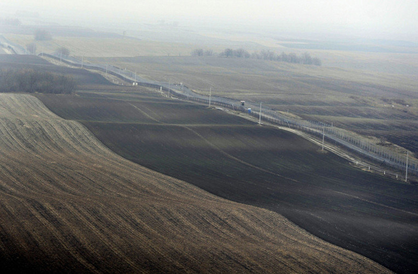 mađarska, migranti, granica