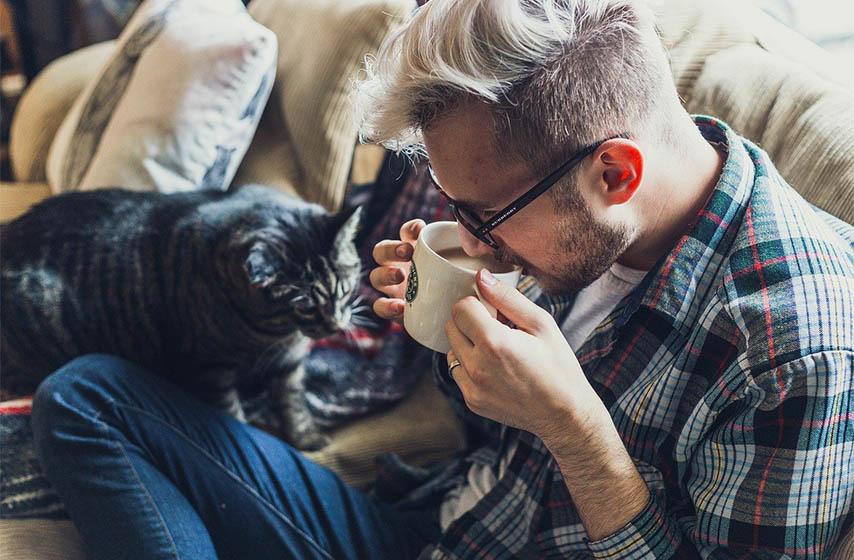 ispijanje kafe, kafa