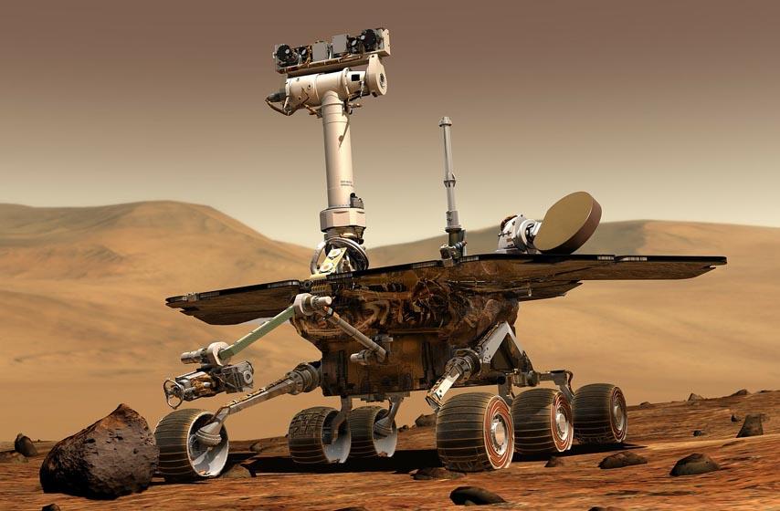 NASA, Mars, sonda, rover