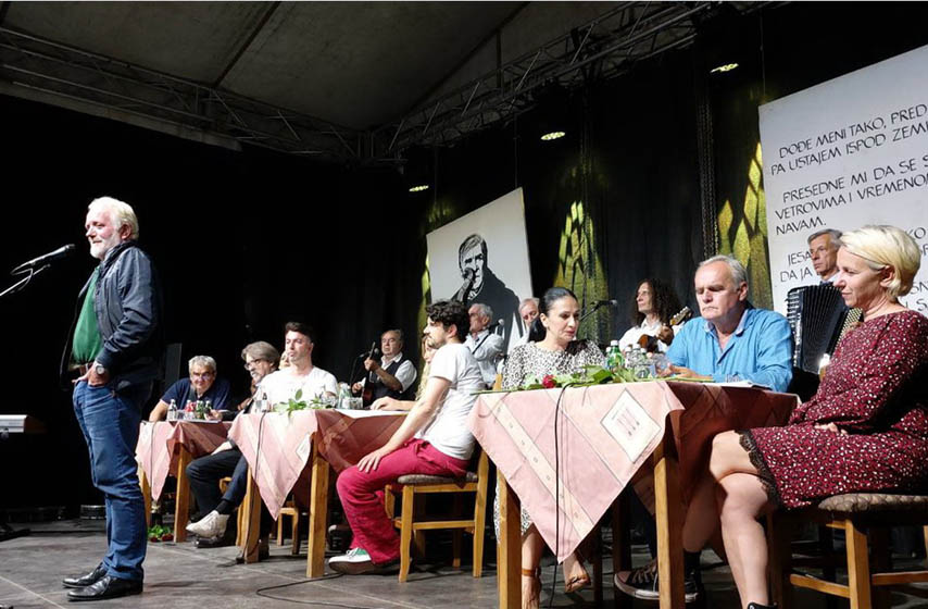 Mokrin, Memorijal Miroslav Antić, Miroslav Antić