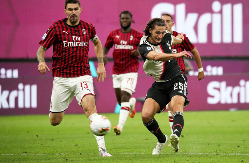 Seria A, fudbal, Milan, Juventus, sport