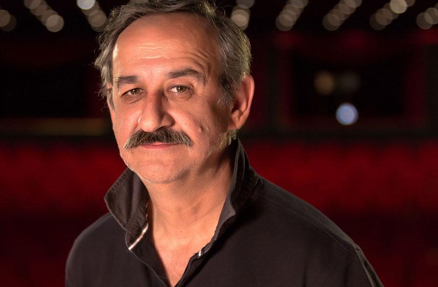 Milan Milosavljevic, glumac, pozoriste na terazijama
