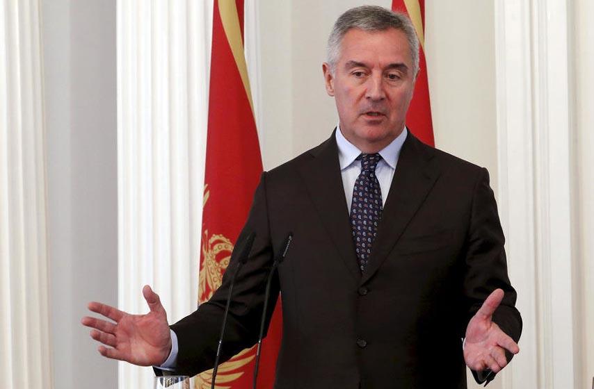 milo djukanovic, predsednik crne gore