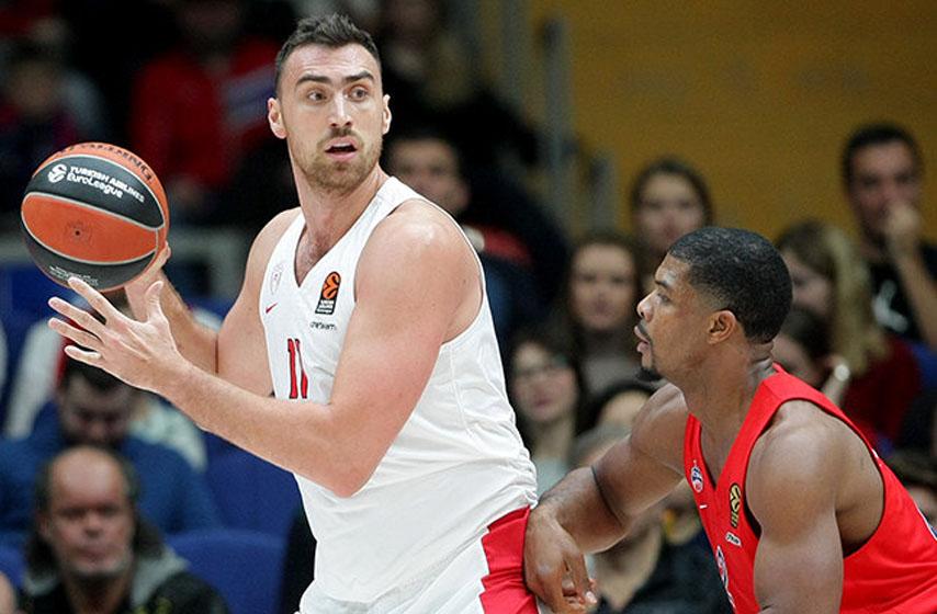 Milutinov, košarka, sport, Evroliga