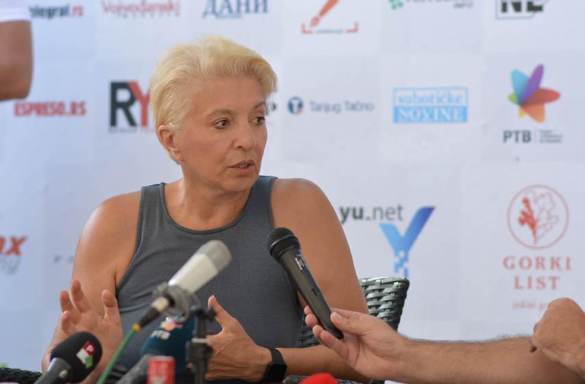 festival evropskog filma Palić, Mirjana Karanović