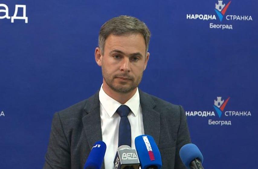 miroslav aleksic, narodna stranka, vuk jeremic