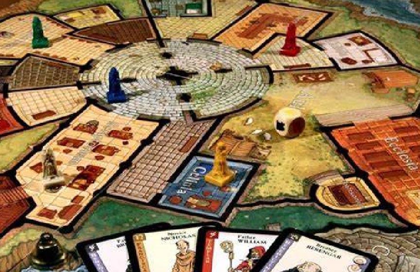 drustvena igra, drustvene igre, mystery of the abbey, klub d20