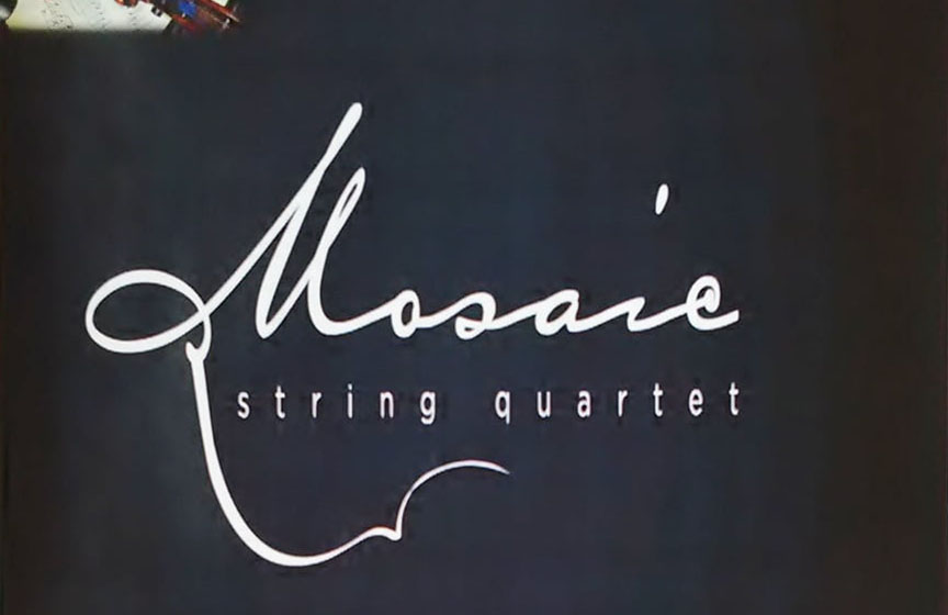 gudacki kvartet mosaic
