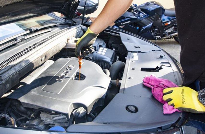 kako proveriti kvalitet ulja u motoru, kako proveriti ulje u motoru