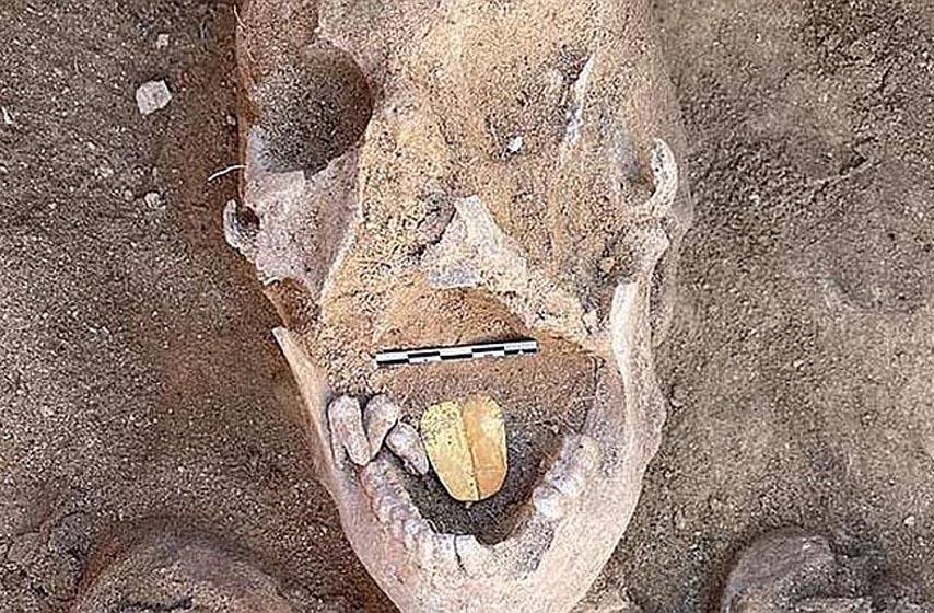 egipatska mumija