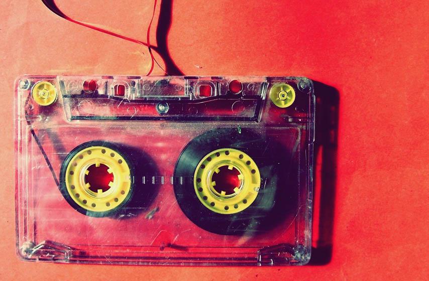 tvorac audio kasete, audio kaseta, lu otens