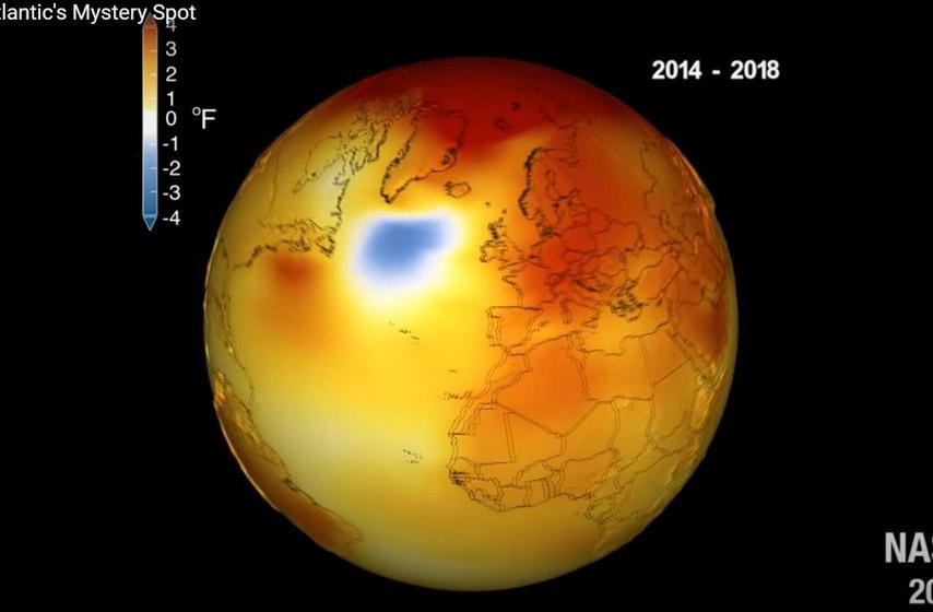 globalno otopljavanje, okeani