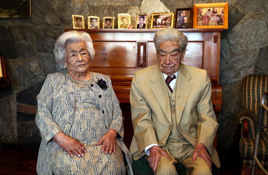 Ekvador, najstariji bračni par na svetu