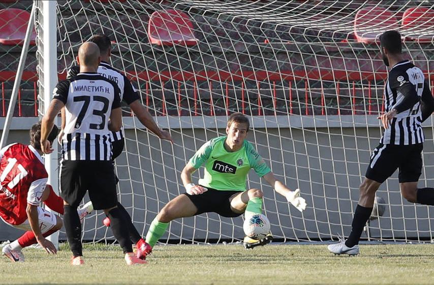 Partizan, Napredak, sport, fudbal