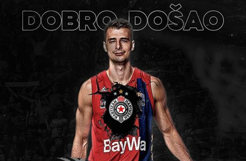 Nemanja Dangubić, Partizan, košarka, sport