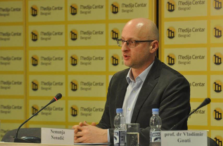 nemanja nenadic, transparentnost srbija