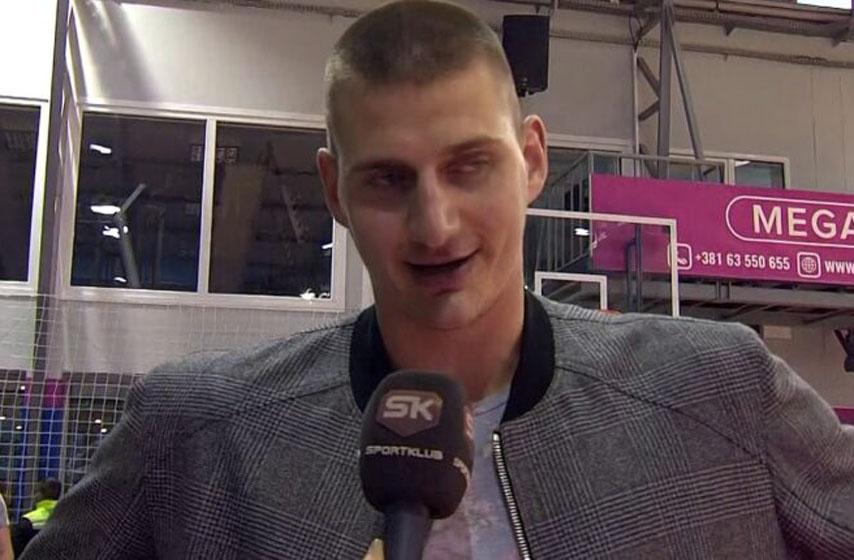 NIkola Jokić, pozitivan, košarka, sport, NBA