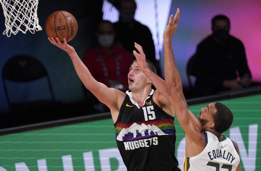 NBA, košarka, Nikola Jokić, Jokić, Denver, sport