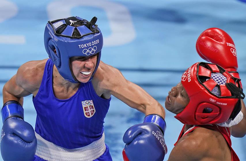 nina stojanovic, boks, olimpijske igre