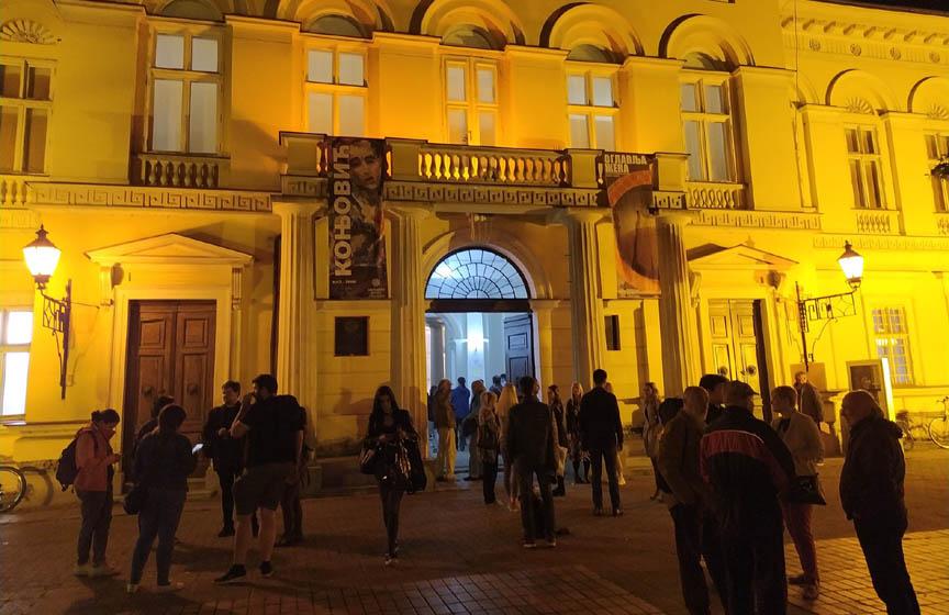 narodni muzej pancevo, noc muzeja, muzeji za 10