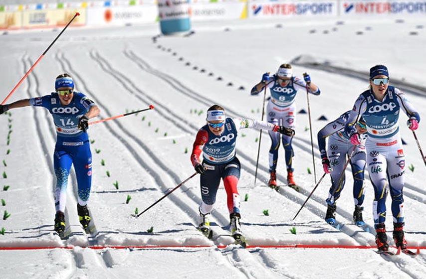 nordijsko skijanje, maida drndic, anja ilic