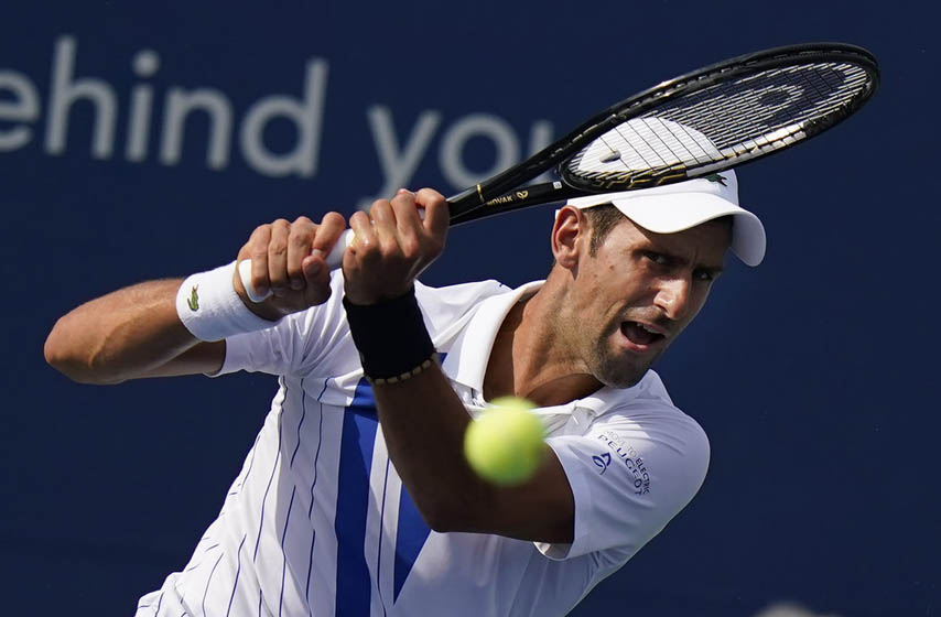 Novak Đoković, Aguto, SInsinati, tenis, sport