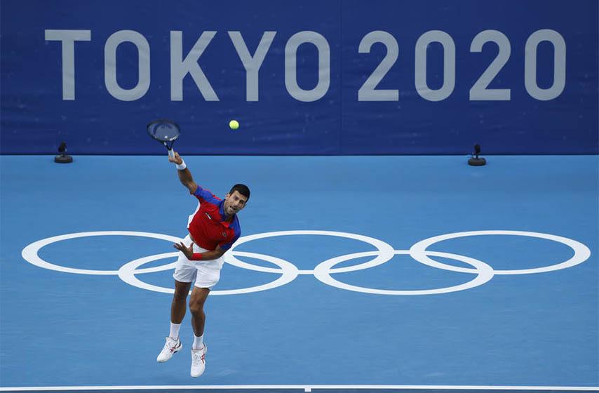 novak djokovic, tenis, olimpijske igre