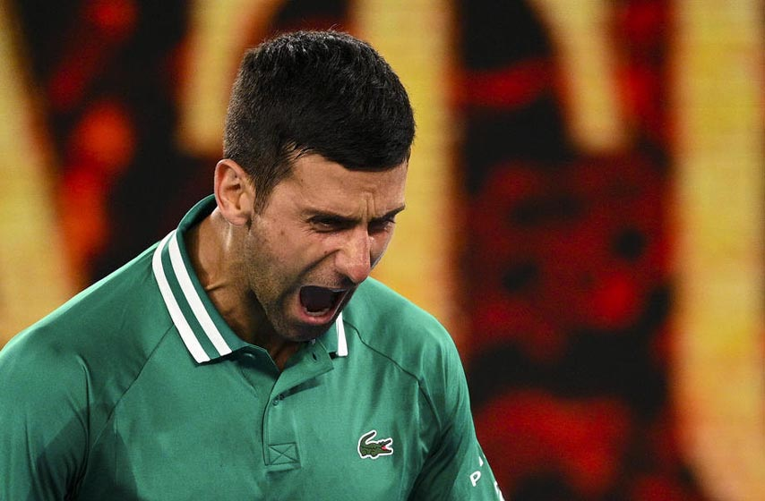 tenis, australijan open, novak djokovic, sport