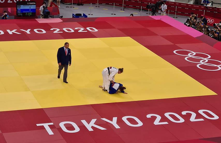 dzudo, anja obradovic, olimpijske igre tokio