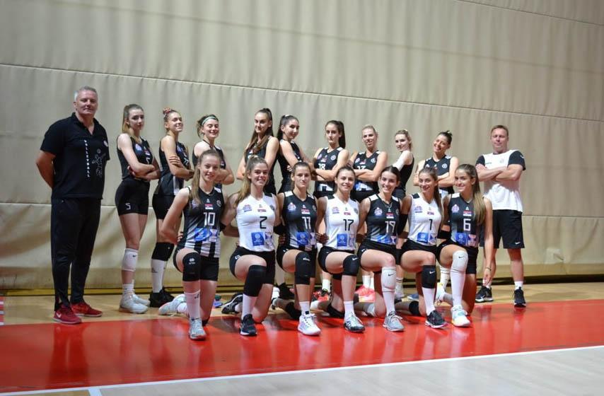odbojka, sport, Odbojkaški klub Partizan, OK Partizan, ŽOK Partizan