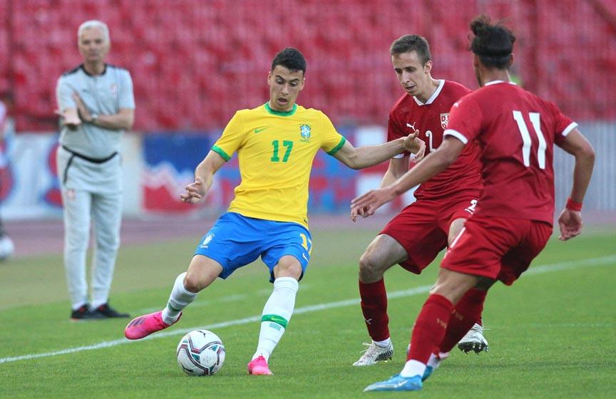 fudbalska reprezentacija srbije, orlici