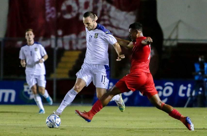 fudbalska reprezentacija srbije, fudbal, sport, srbija panama