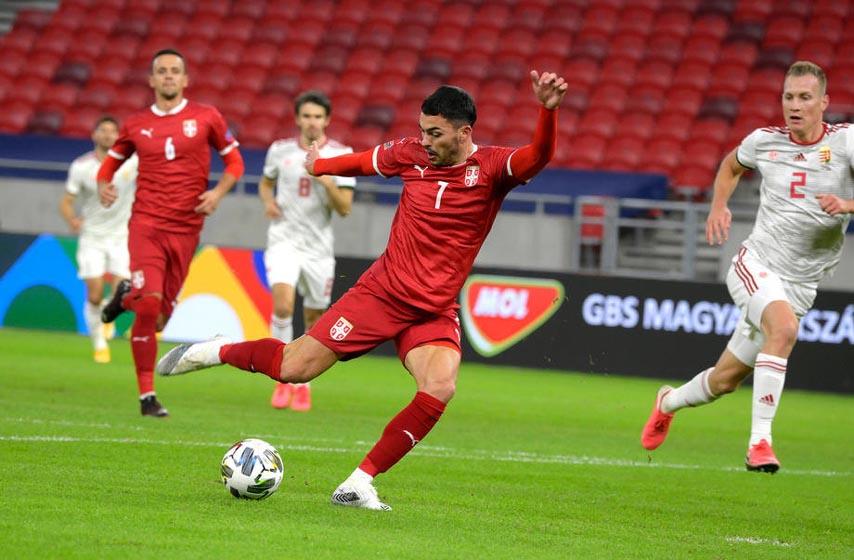 srbija, fudbal, liga nacija, sport