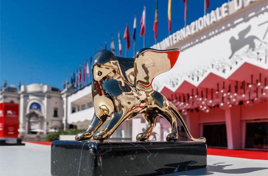 zlatni lav, filmski festival venecija
