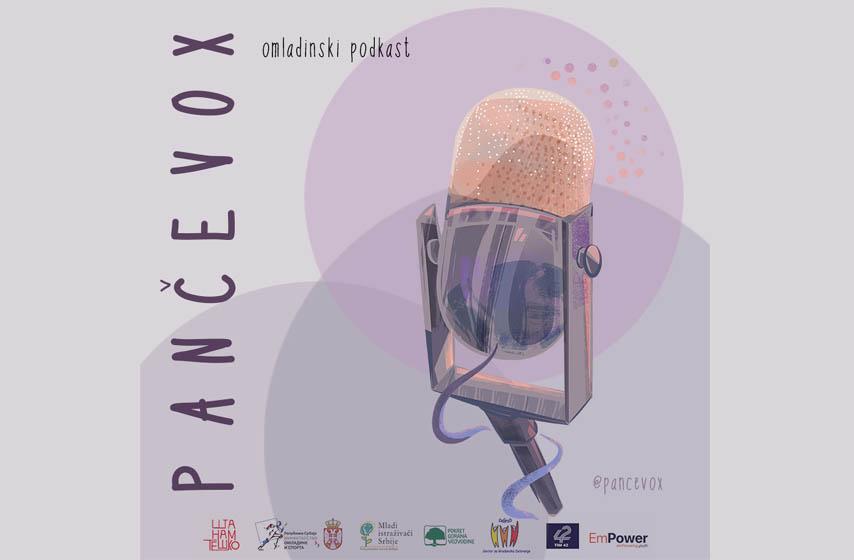 pancevox, omladinski podkast