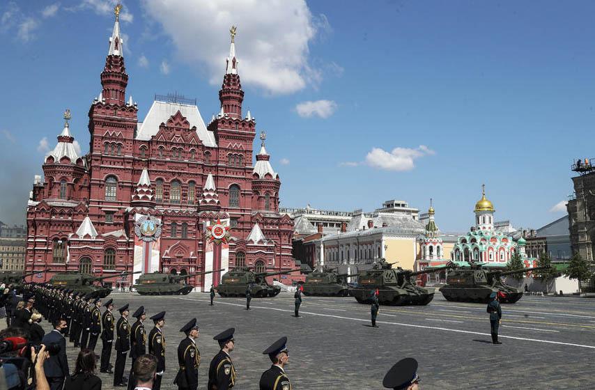 parada pobede moskva