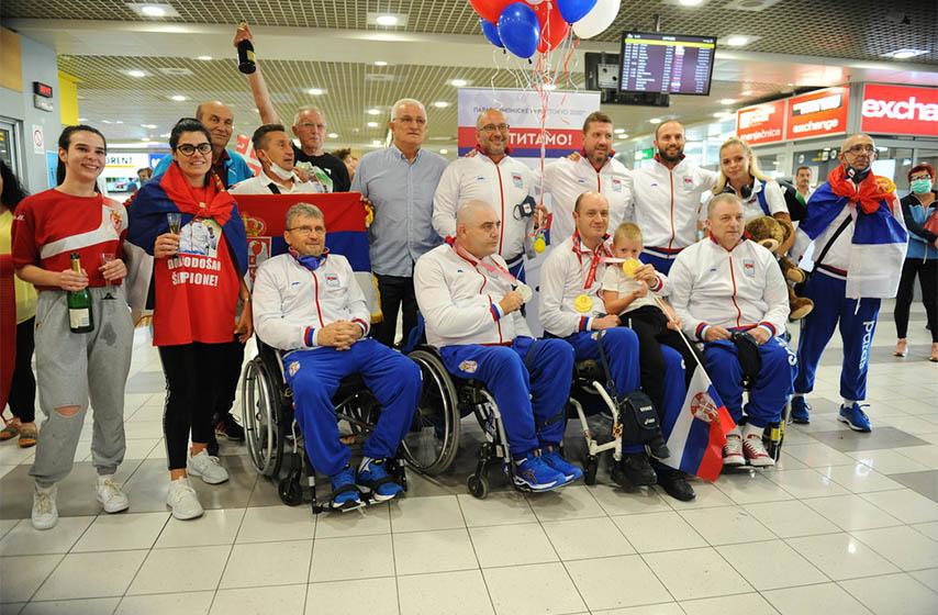 parastrelci, paraolimpijske igre tokio