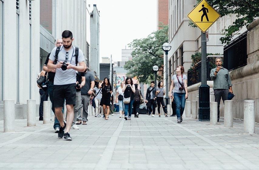 turisticki vodici, pomoc turistickim vodicima