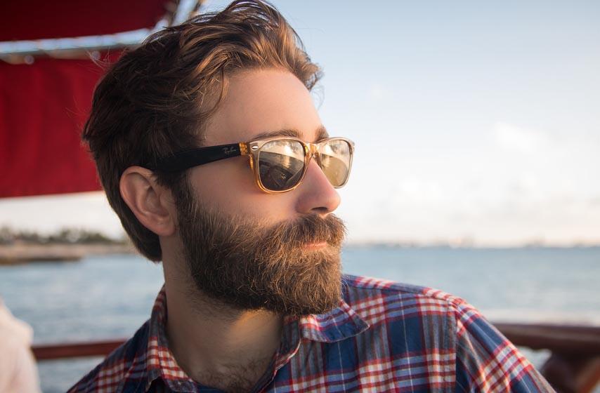 muska brada