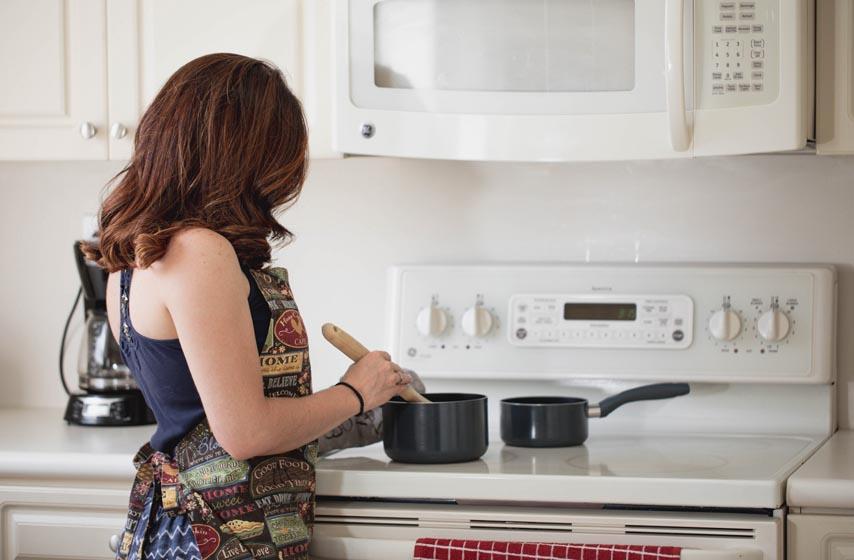 kuvanje, domacice, trikovi