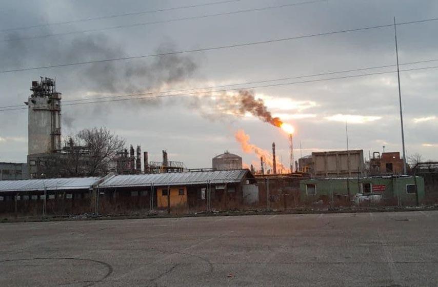 petrohemija obustavila proizvodnju, pancevo, 013, k-013 reporteri