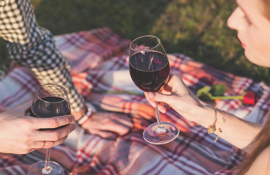 zdravo piti vino